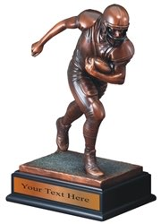 Football Resin Award Trophy