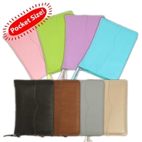 Leather New World Translation pocket Bible cover