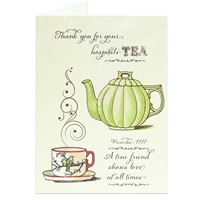 Say thanks and let someone know you appreciate their kindness with this card