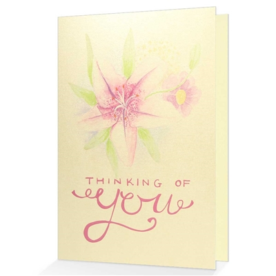 When it is difficult to come up with just the right words, our biblical greeting cards say it all. Based on Psalm 55:22