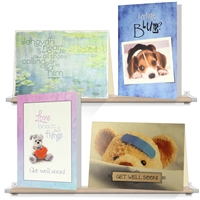 Variety of Get Well Greeting Cards