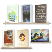Variety of Bible Greeting Cards