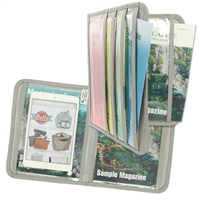 handy watchtower awake magazine and tract display folio no more doggy ears - Field Service Organizer