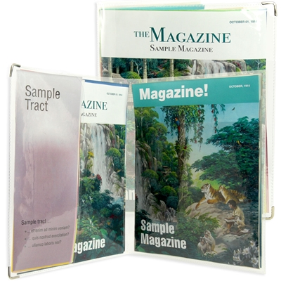 Tract and Watchtower magazine Organizer