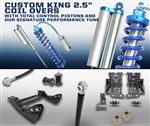 Carli Ford 4.5 Coilover 2.5 System - 08-10 Super-Duty