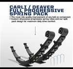 Carli Ford Full Progressive Leaf Spring Pack