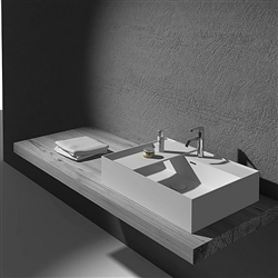 Messina-Reggio Calabria Counter Top Sink