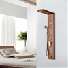 Valerio thermostatic shower panels