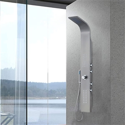 luxury shower panels