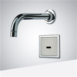 Fontana Wall Mount Automatic Motion Sensor Faucet