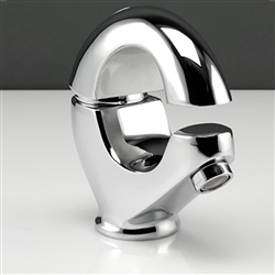 Monarc Deck Mounted Chrome Faucet