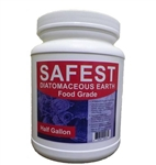 Safest Food Grade Diatomaceous Earth - 64 oz