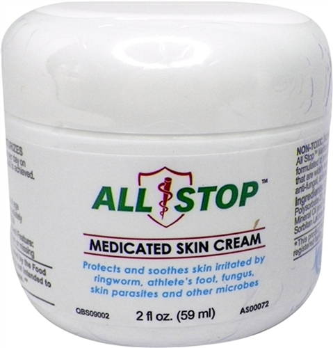 Medicated Skin Cream - 2 oz
