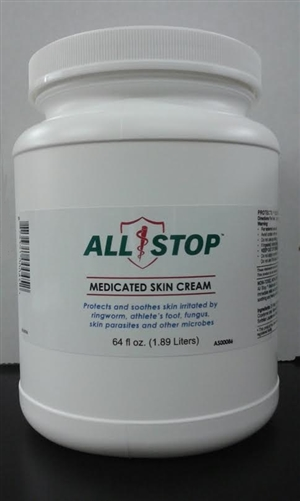 Medicated Skin Cream - 64 oz