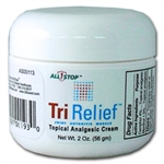 TriRelief Topical Pain Cream- 2 oz