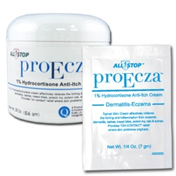 ProEcza Eczema Cream FREE Sample - 1/4 oz