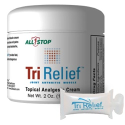 TriRelief FREE! Sample - 1/4 oz
