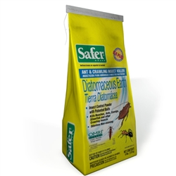 Safer Bed Bug, Ant & Crawling Insect Killer 4 lb