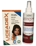 Liceadex Complete Head Lice Treatment