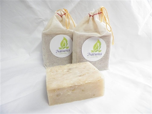 NaturesSelectRx - Skin Buffer - Lavender All Natural Goat Milk Soap - 4.5 oz bar - 2pk