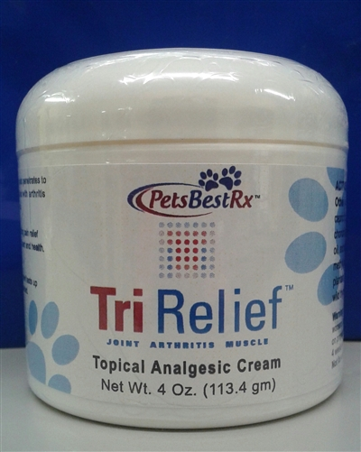 TriRelief for Pets - 4 oz