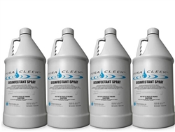 Disinfectant Spray - Ready to Use - 1 Gallon 4 Pack