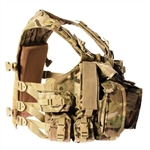 Agilite Hi-Vest with Attaching Modular Assault Pack AMAP
