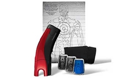 TASER C2 LED/LASER GOLD KIT RED (2)