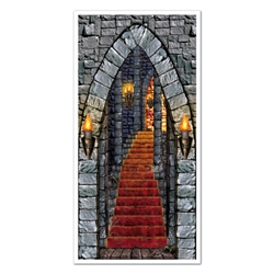 Castle Entrance Door Cover