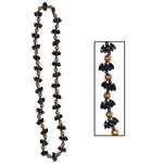 Halloween Bat Beads