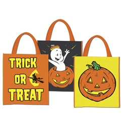Assorted Halloween Treat Bags (1/pkg)