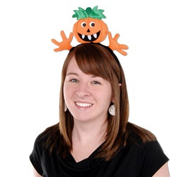 Pumpkin Headband