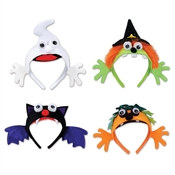 Halloween Headband (Sold Individually) (Assorted Designs)