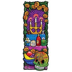 Day of the Dead Altar Cutout