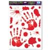 Halloween Blood Clings (22/sheet)