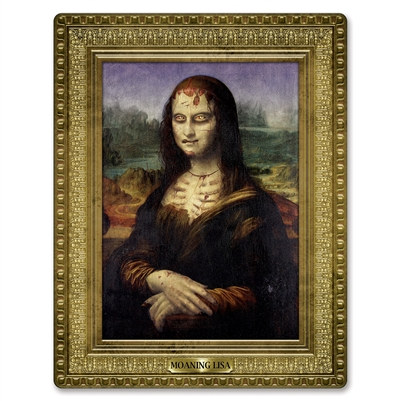 Moaning Lisa Masterpiece
