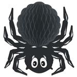 Black Art-Tissue Spider