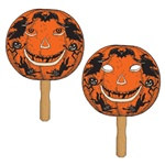 J-O-L Mask Fan w/ 9 inch Paddle Stick