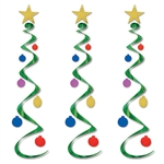 Christmas Tree Whirls (3/pkg)