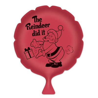 The Reindeer Did It Whoopee Cushion