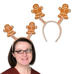 Gingerbread Man Boppers