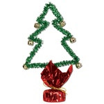Christmas Tree Gleam N' Shape Centerpiece with Bells