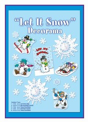 Let It Snow Decorama