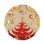 Christmas Tree Medium Plates (10/pkg)