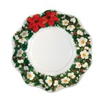 Poinsettia Small Bowls (10/pkg)