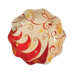 Christmas Tree Small Bowls (10/pkg)