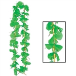 Shamrock Party Lei