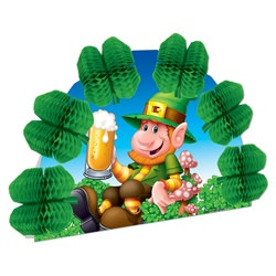 Leprechaun Pop-Over Centerpiece