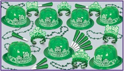 Shamrock Derby Party Pack