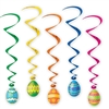 Easter Egg Whirls (5/pkg)
